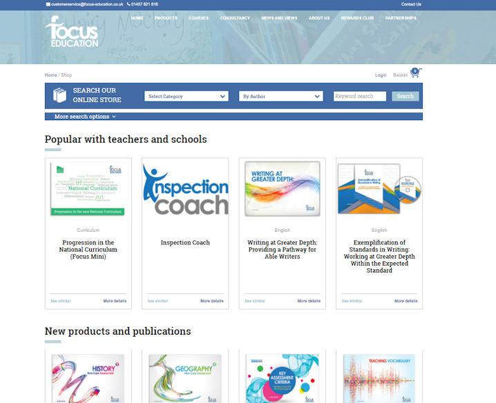 Web Site Design SellerDeck